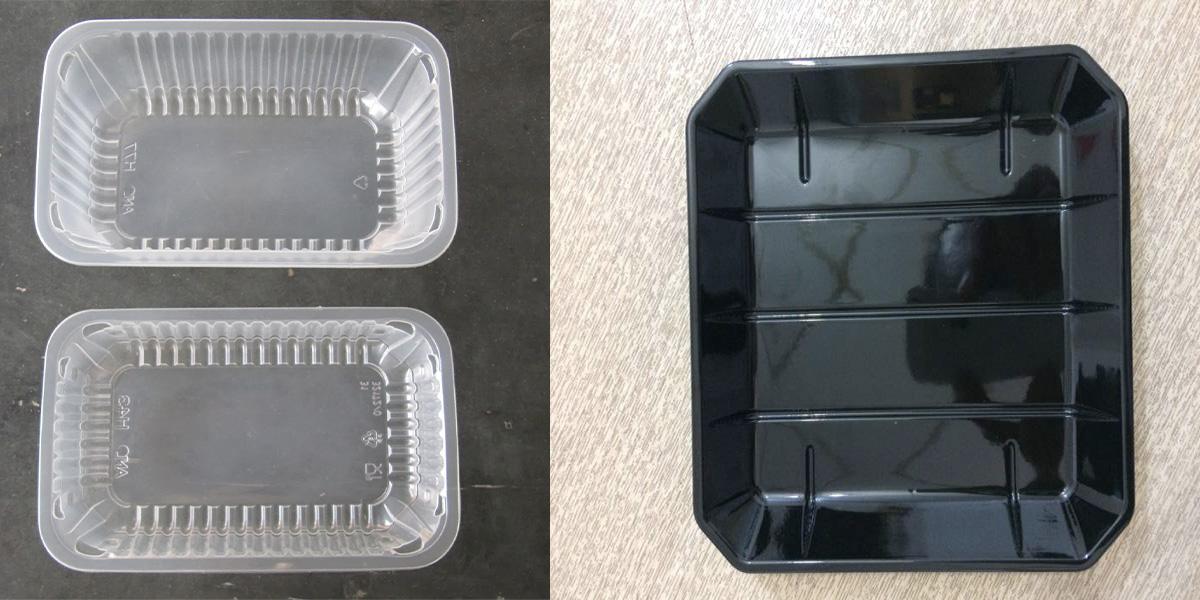 Nguyên liệu sản xuất khay nhựa