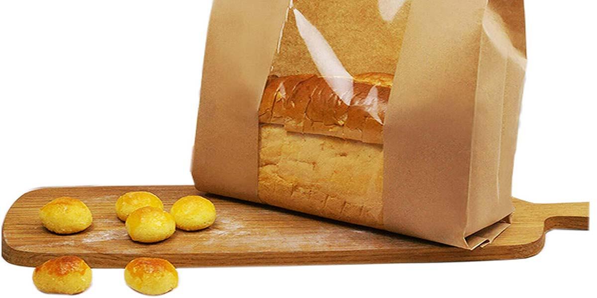 Bao bì bánh mì đẹp mắt