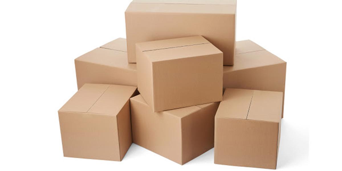 bao bì giấy carton nó có không gian 3 chiều