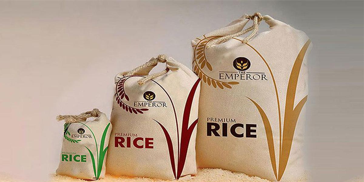 những mẫu bao bì gạo đẹp