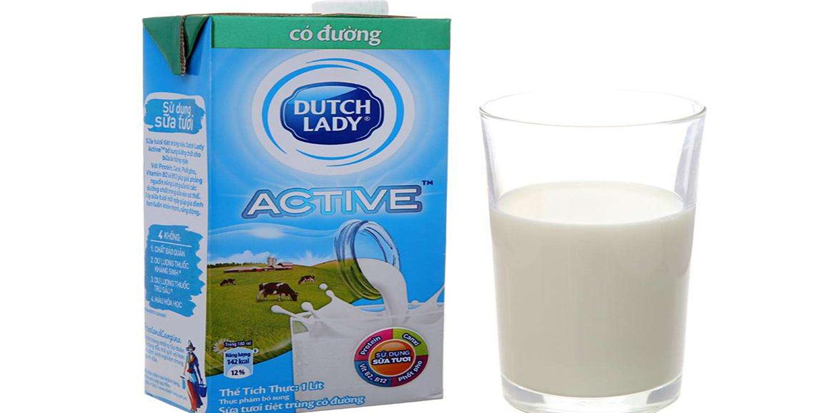 những mẫu bao bì sữa đẹp