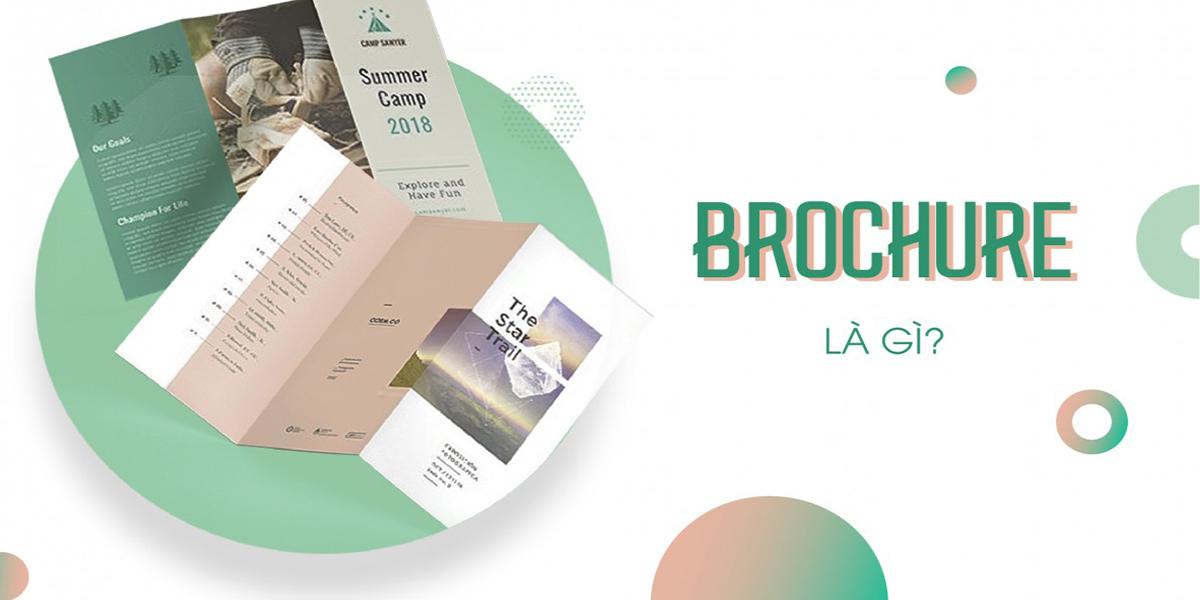 Brochure hay còn gọi là Pamphlet thì đây chính là ấn phẩm quảng cáo tồn tại dưới hình thức cuốn sách mỏng