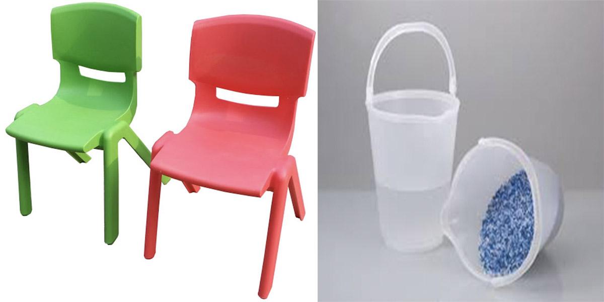 Các sản phẩm được làm từ nhựa pp