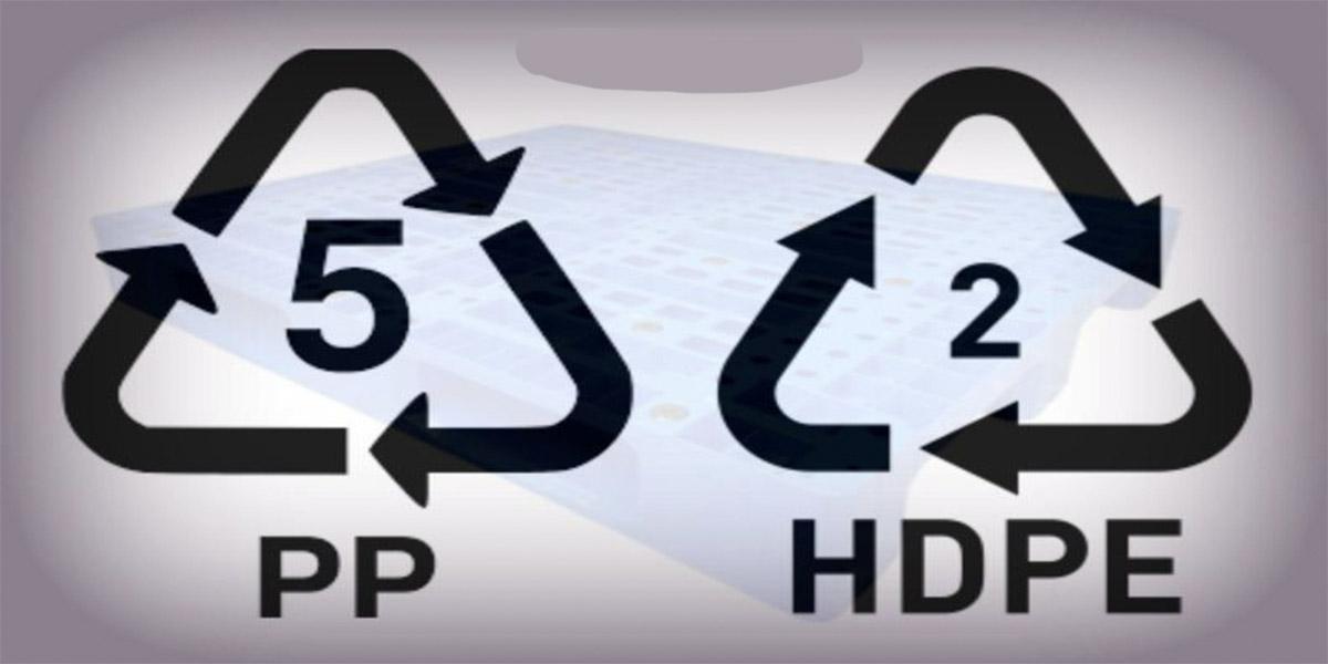 Cách nhận biết sản phẩm được làm từ nhựa pp