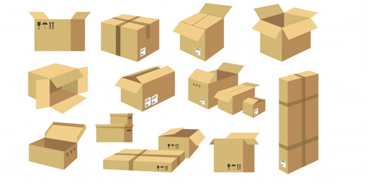Kiểm tra thùng carton qua vật liệu