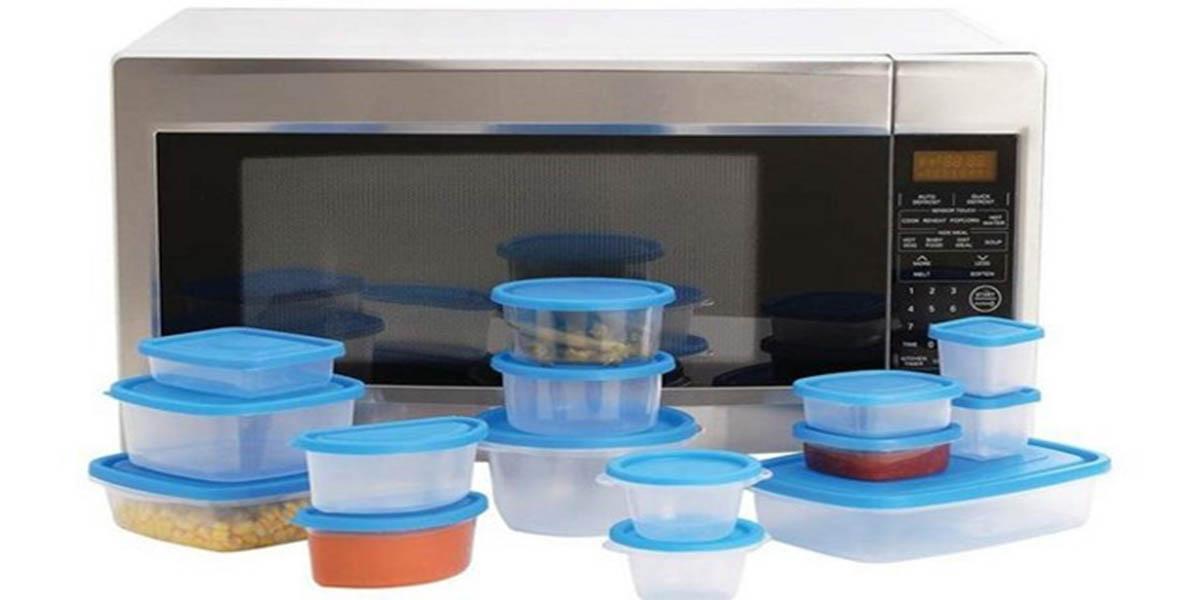 Các loại hộp nhựa có thể cho vào lò vi sóng