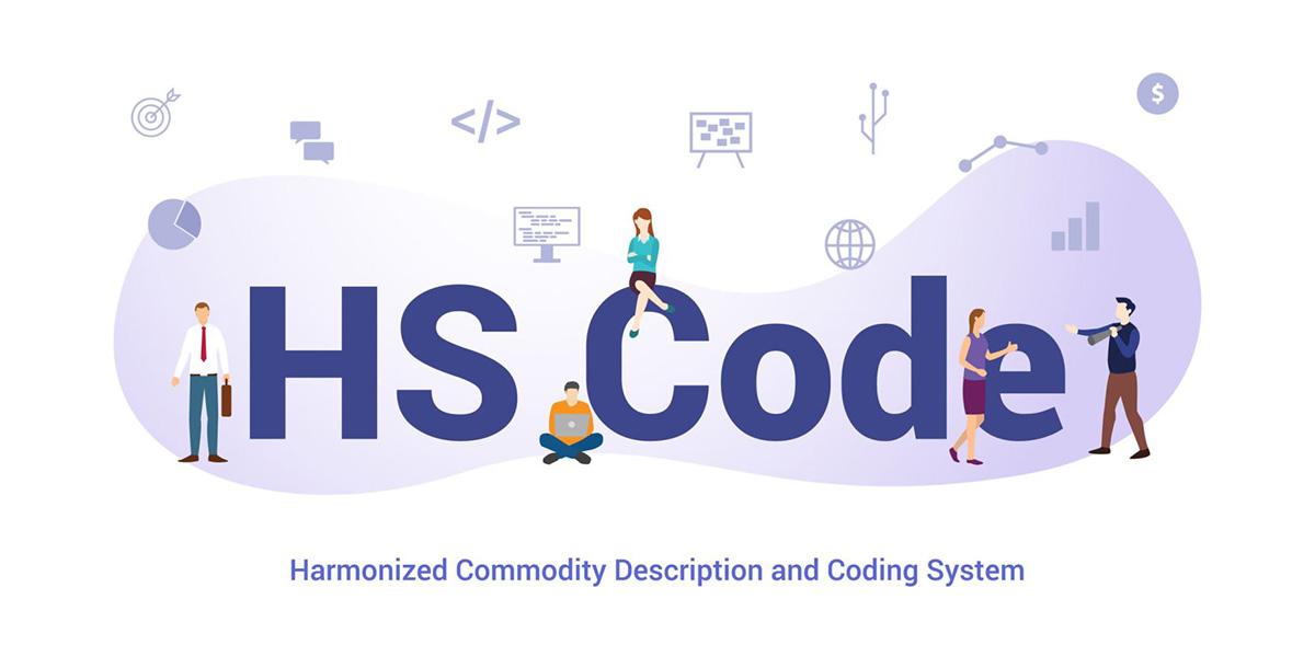 Cấu trúc hoàn chỉnh cùng tiêu chuẩn quốc tế HS Code