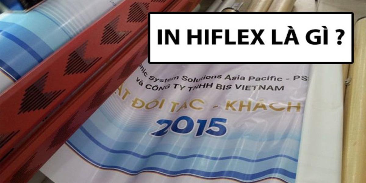 Hiflex được làm bởi chất liệu nhựa PVC