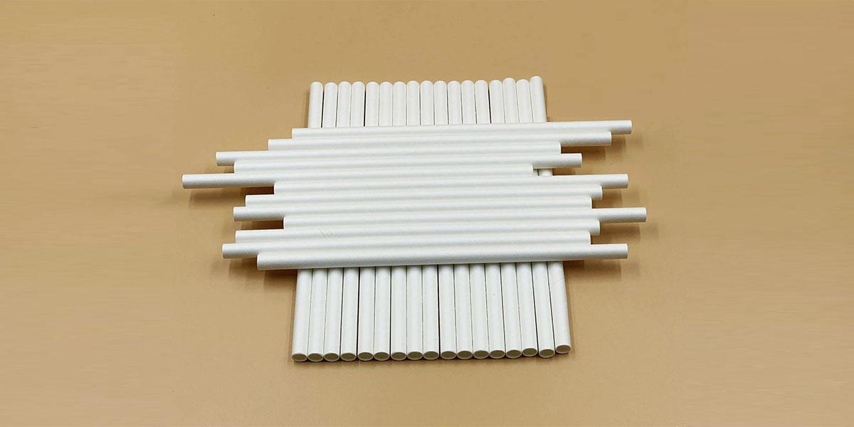 Kích thước của ống hút giấy
