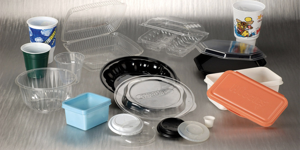 Quy trình sản xuất khay nhựa đựng thực phẩm