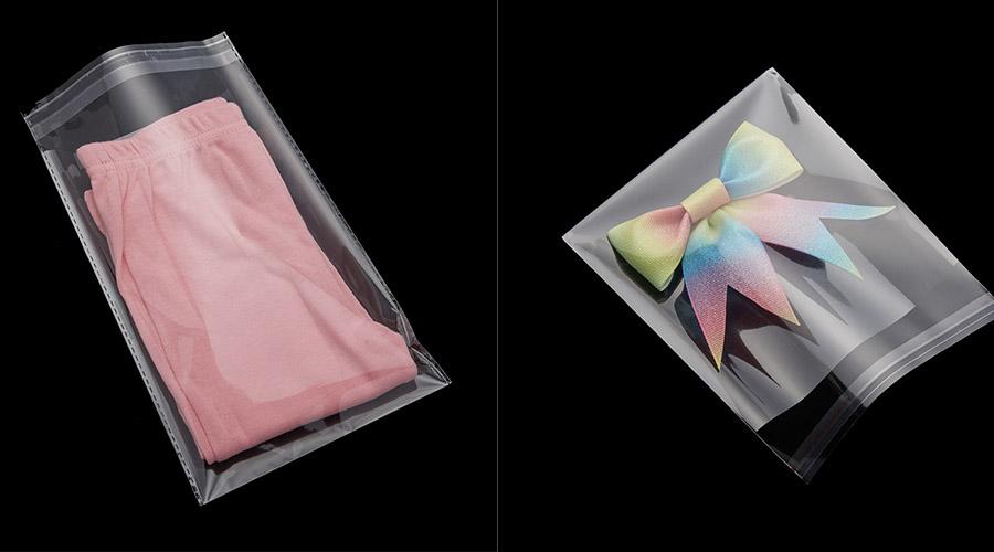 Thông tin túi dán miệng đựng quần áo