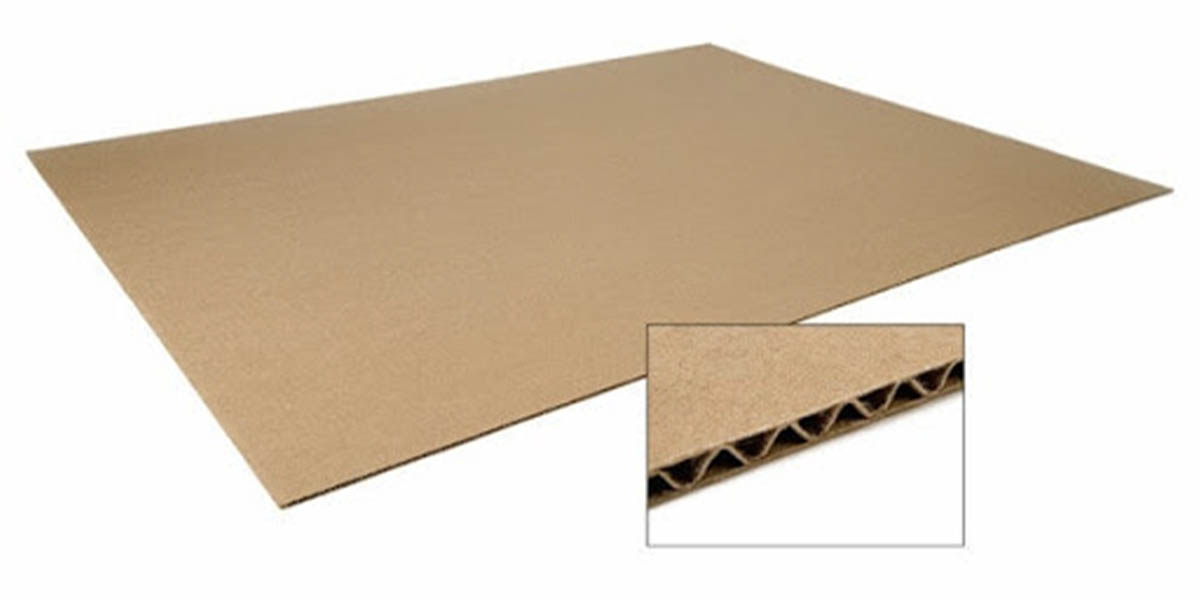 Thùng carton 3 lớp được làm từ nguyên liệu gì