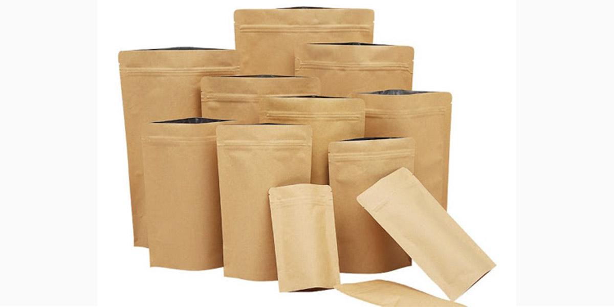 Túi zipper giấy kraff là gì
