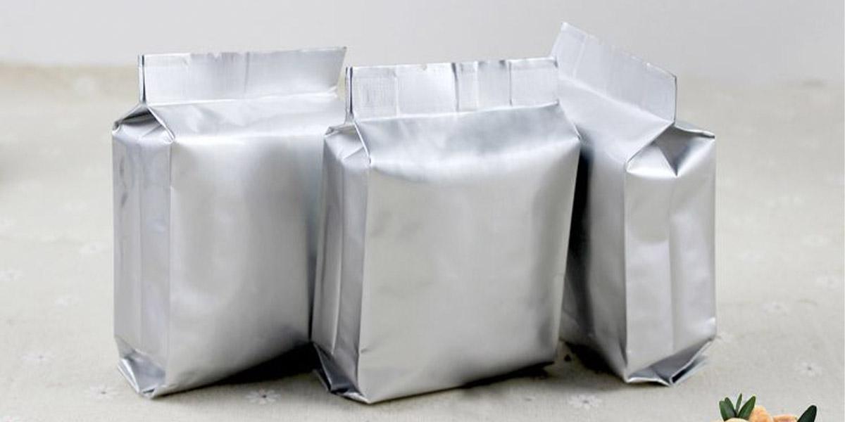 Ưu điểm của túi zipper bạc