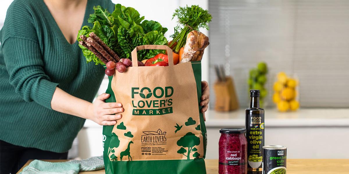Cần phải thiết kế túi giấy có kích thước phù hợp với thực phẩm đựng bên trong
