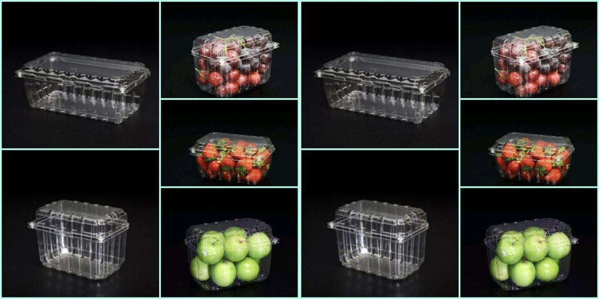 Ưu điểm của hộp đựng trái cây