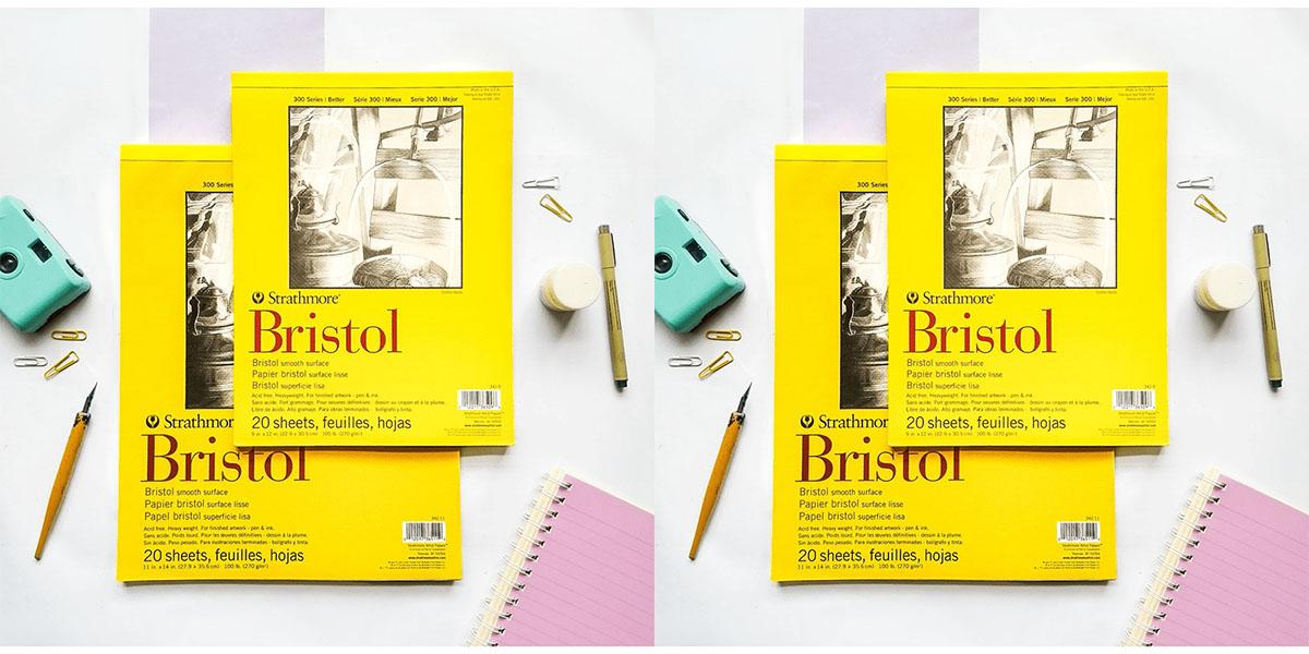 ứng dụng của giấy bristol