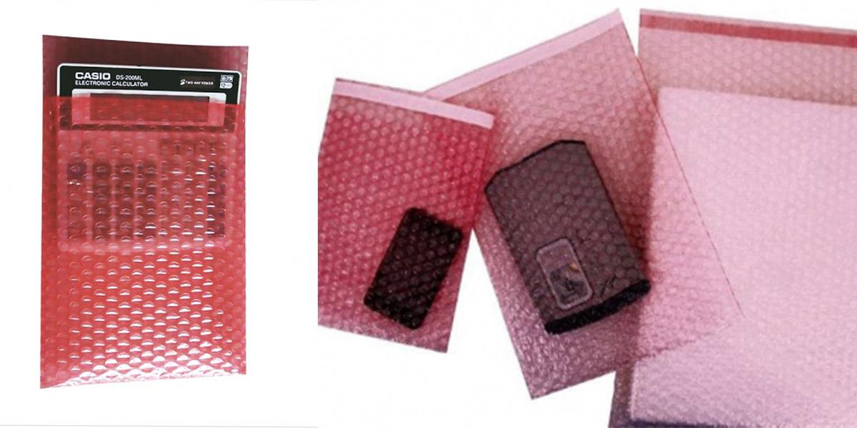 ứng dụng của xốp bong bóng khí gói hàng